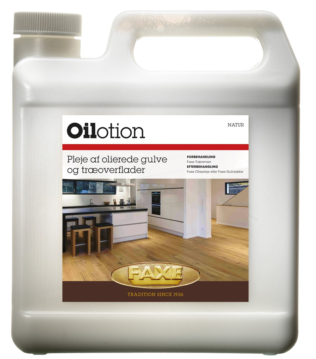 Image of   FAXE Oilotion neutral 1 L