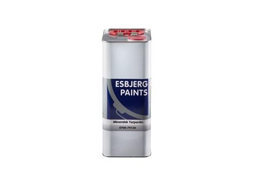 Image of   Esbjerg Mineralsk Terpentin 5 L