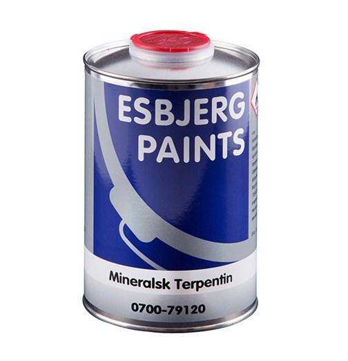 Image of   Esbjerg Mineralsk Terpentin 1 L