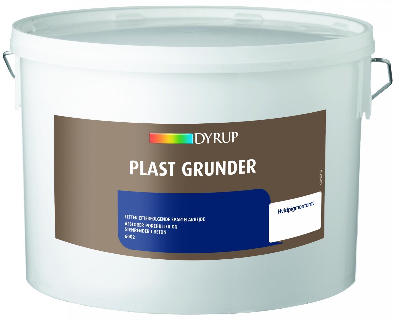 Image of   Dyrup plast grunder 10 L