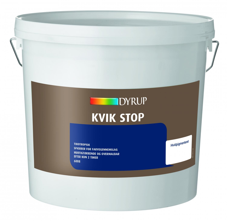 Image of   Dyrup kvik stop grunder 5 L