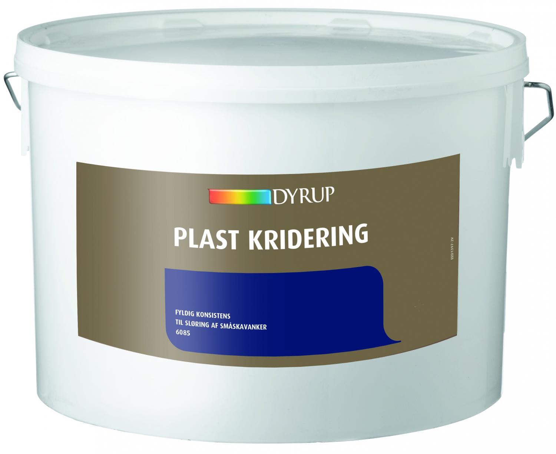 Image of   Dyrup plast kridering 185 10 L