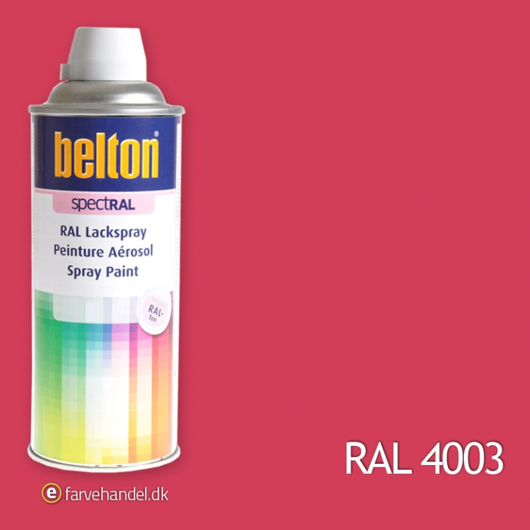 Image of   Belton324ErikavioletRAL 4003