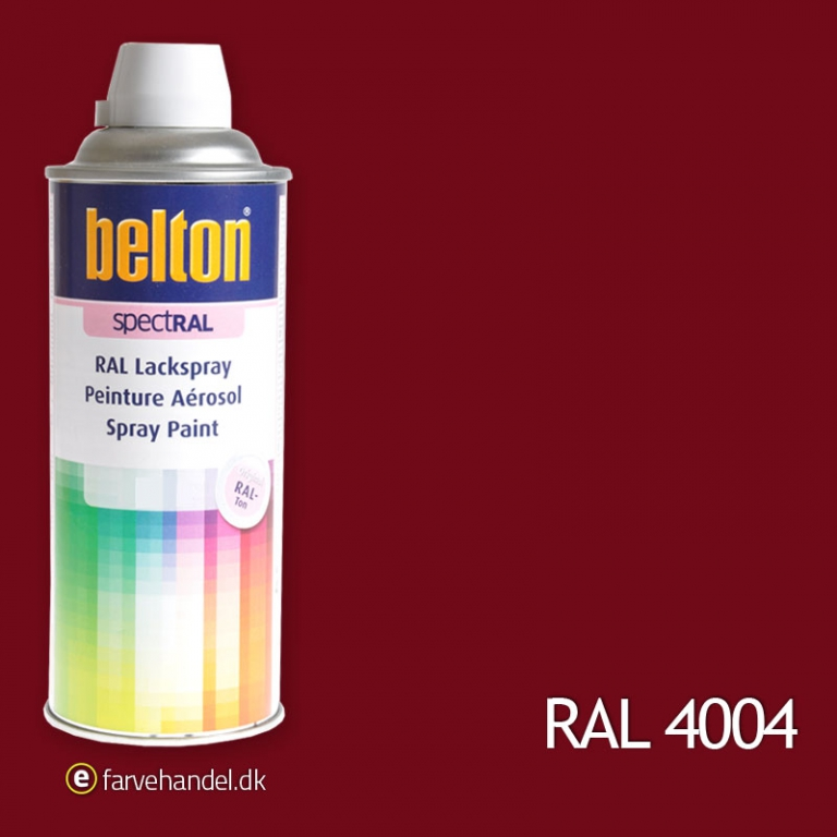 Image of   Belton324BordeuxviolRAL 4004