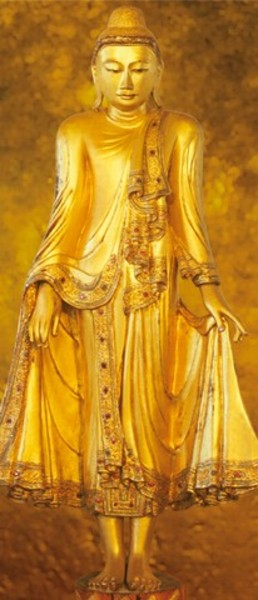 Image of   Wizard Genius F512 Standing Buddha