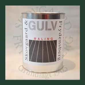 Image of   Gulvmaling 1 liter Grå