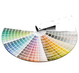 NCS farvekort(farvevifte)