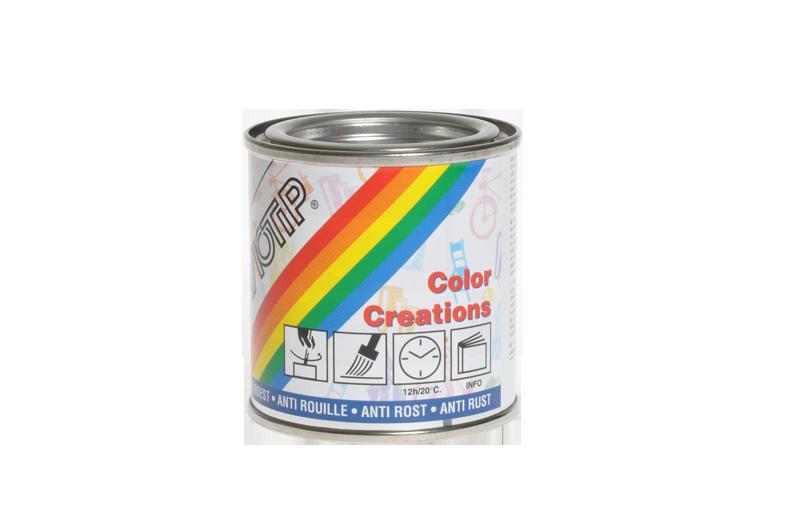 Motip 100 ml i farver RAL 6002 - Leaf green