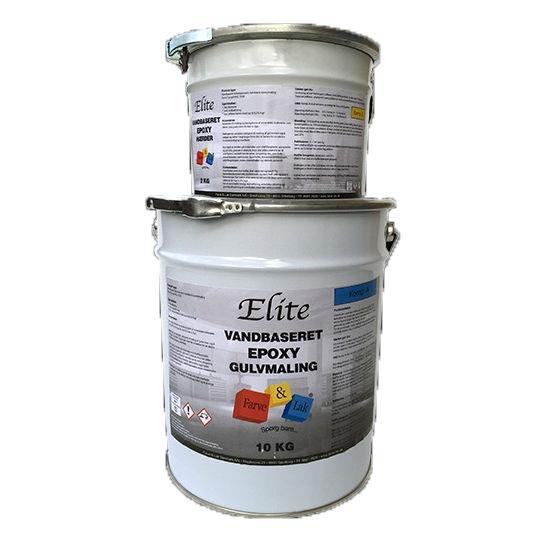 Image of   Elite 2K Epoxy Gulvmaling RAL 7038 Lys grå
